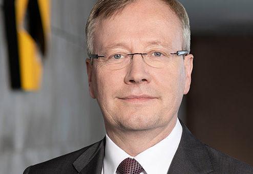 Vorstandsmitglied Michael Mandel verlässt die Commerzbank