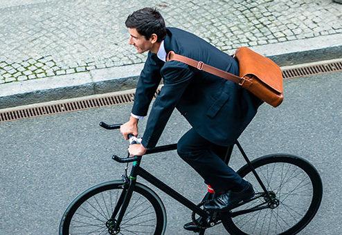 Zurich: Dienstrad-Leasing für Mitarbeiter
