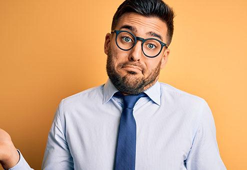 Hand aufs Herz: Gibt es überhaupt Schäden in der VSH für Versicherungsmakler?