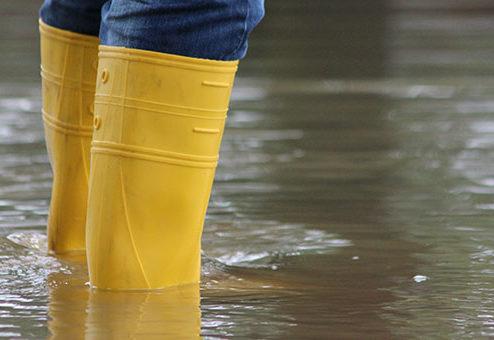GDV-Hochwasser-Check hilft bei der Risikoeinschätzung