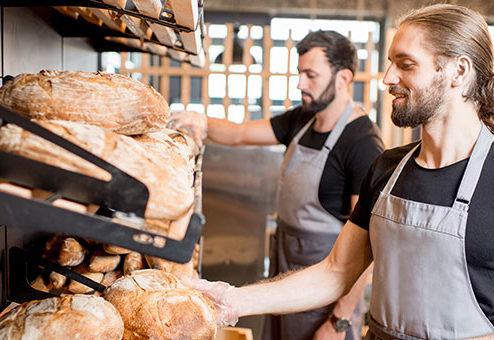 mailo bietet Absicherung für Bäckereien und Backshops