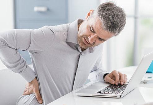 Volkskrankheit Rücken – 81 Prozent der Deutschen haben Rückenschmerzen