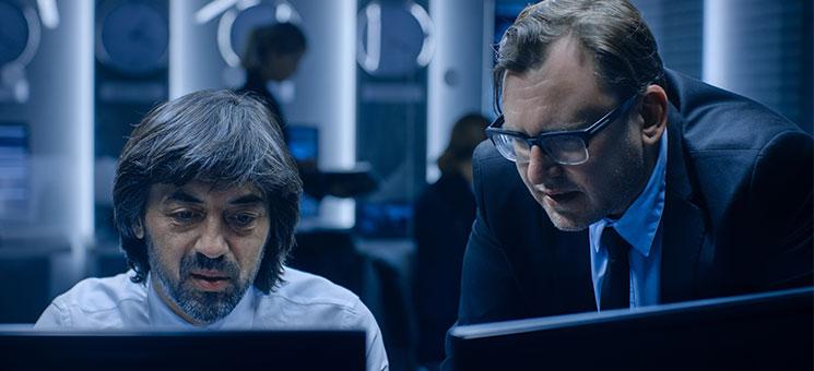 Top-down statt Bottom-up: Cybersecurity muss Chefsache sein