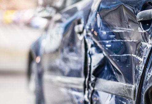 Weniger Unfälle auf Deutschlands Straßen