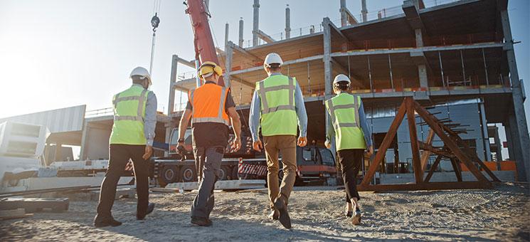 Corona-Immobilien-Index: Positive Trendwende auf Baustellen zeichnet sich ab